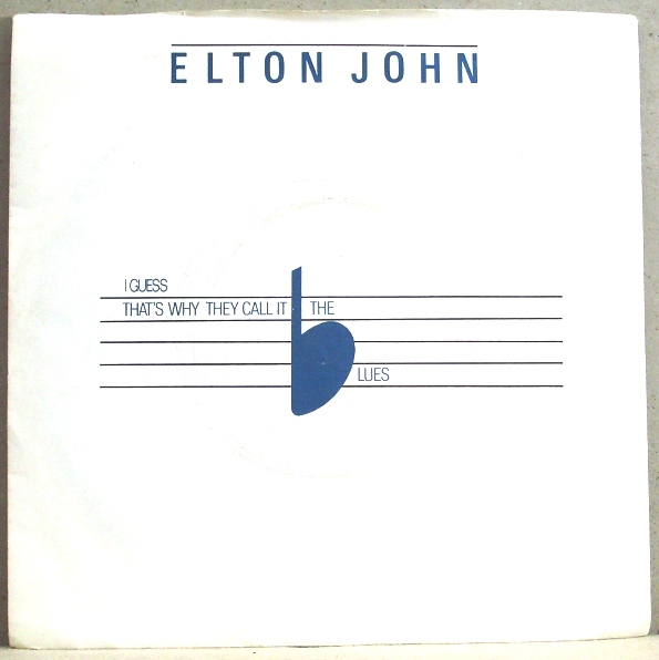 M80s Soundtrack for an 80s Generation: Elton John - I Guess Thatu0026#39;s Why They Call It The Blues