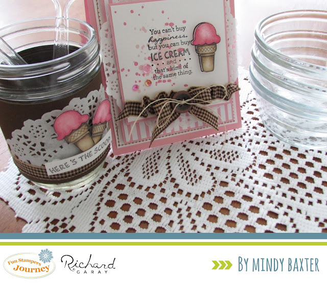 Fun Stampers Journey Yummy and Delicious