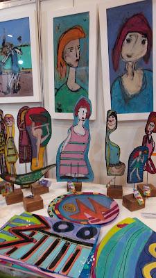 artesã; artesão; artista plástico; ACETATO; artesanato; feira; arte popular; lazer.