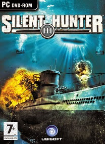 silent hunter 3 pc game cover Silent Hunter III (PC/ENG) Rip Version