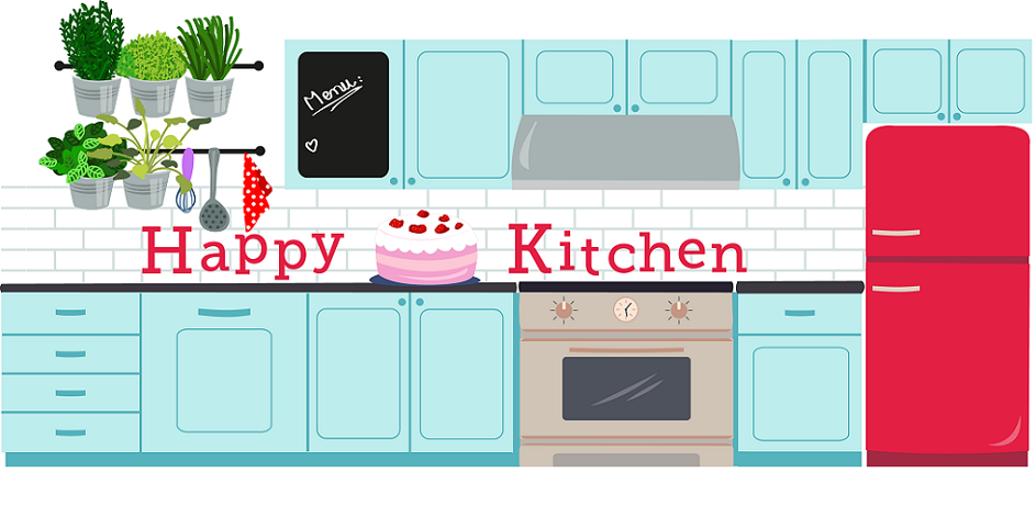 Happy Kitchen.