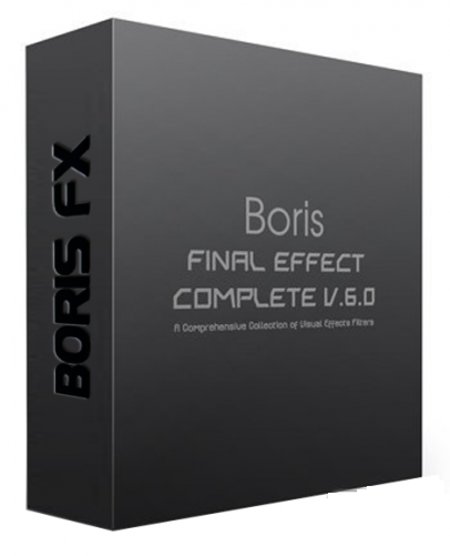 Boris Final Effects