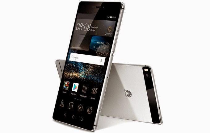 Huawei P8 resmi diumumkan, dibekali kamera belakang 13 teknologi RGBW