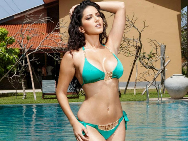 sunny leone unseen spicy in jism 2 latest photos
