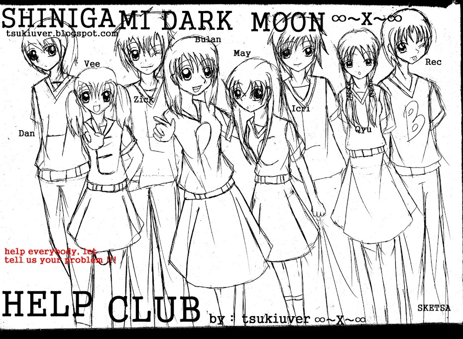 Shinigami Dark Moon ~X~