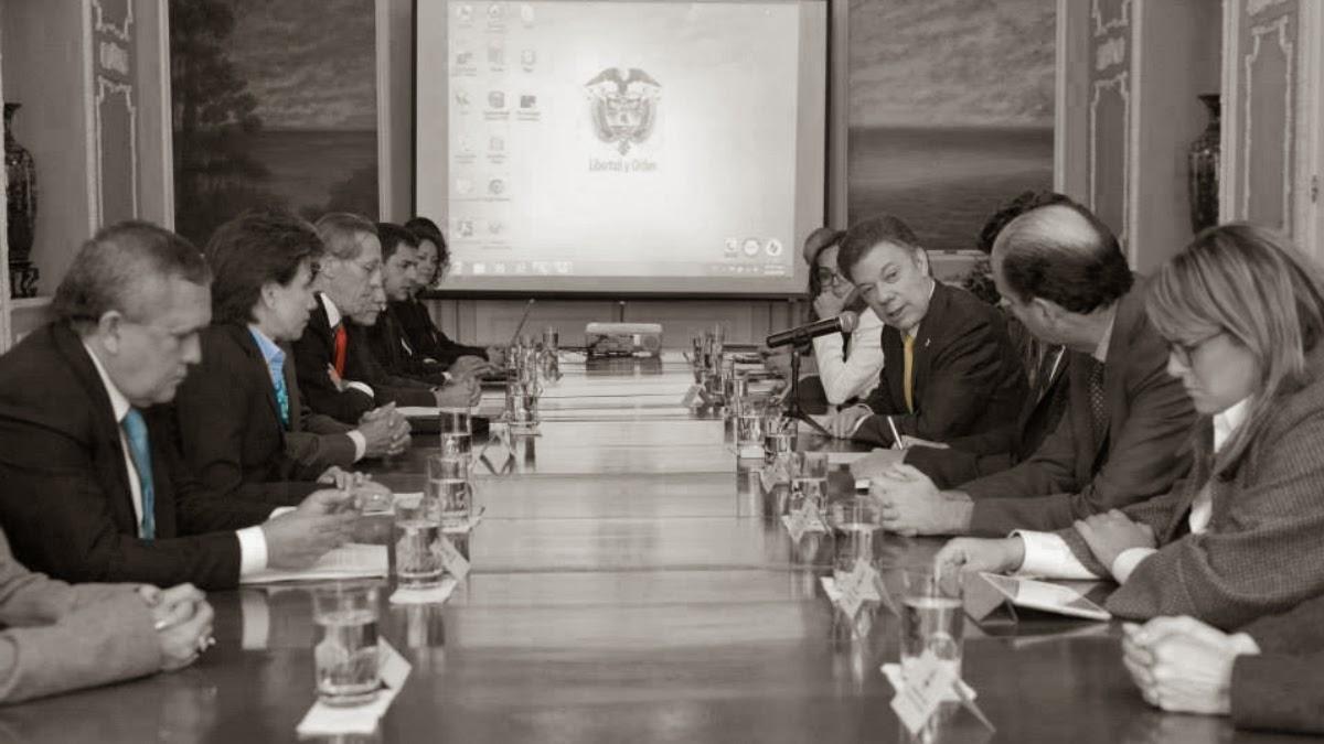 Alianza Verde y Santos