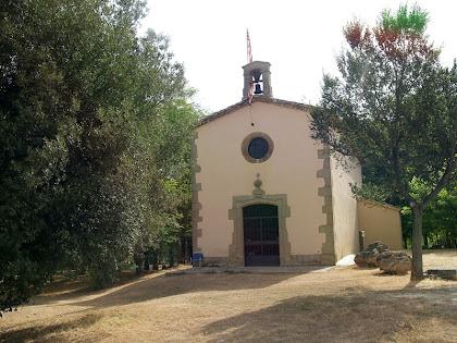La Capella de Sant Marc del terme de Calldetenes