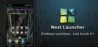 Next Launcher v1.12
