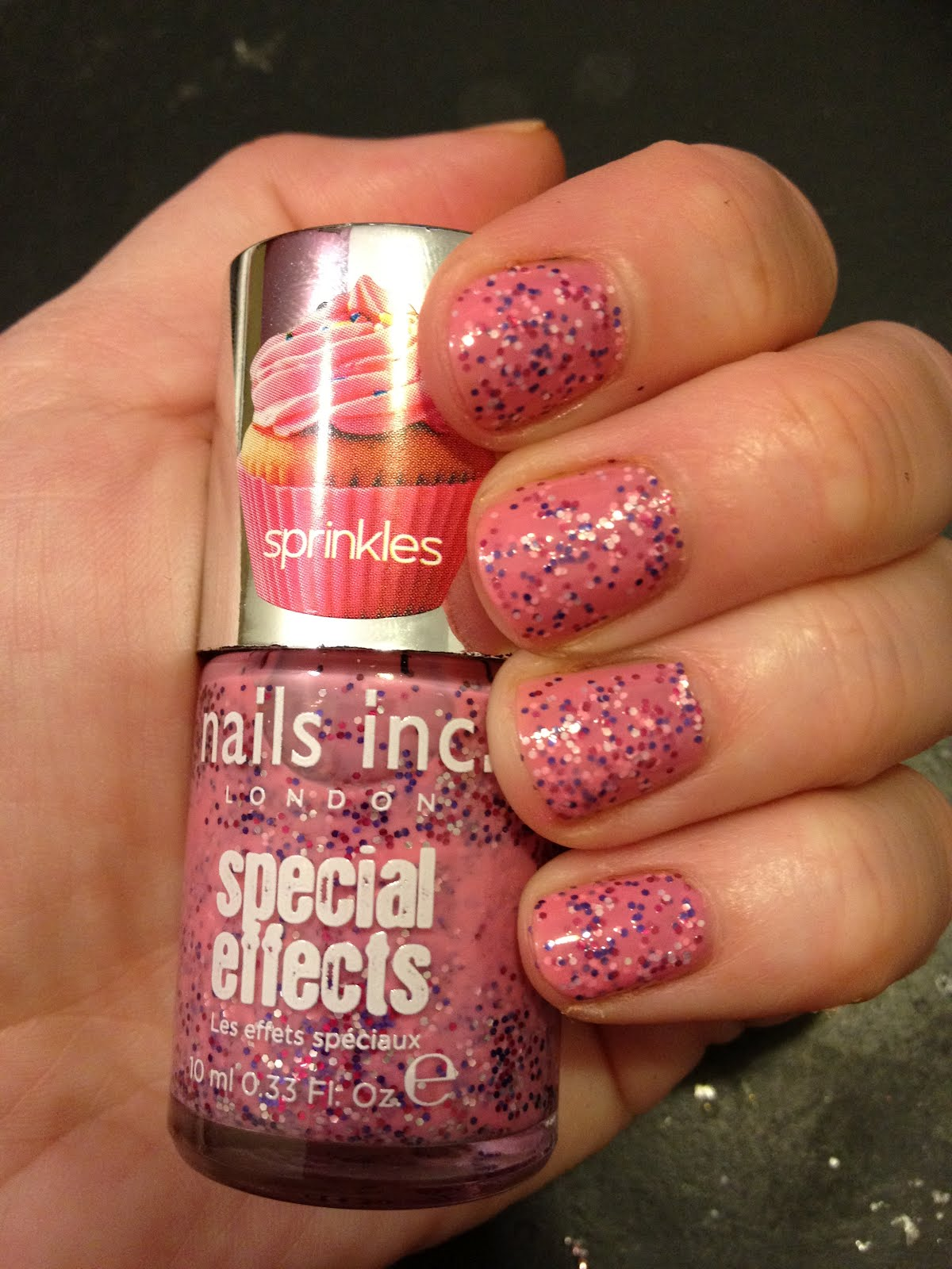 The Beauty of Life: Nails Inc. Special Effects Sprinkles Collection ...