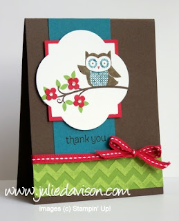 http://juliedavison.blogspot.com/2012/08/stamp-of-month-club-owl-occasions-thank.html