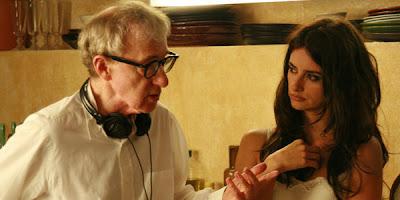 Woody Allen filmará en Roma The Bop Decameron con Penélope Cruz, Alec Baldwin y Jeese Eisenberg