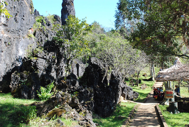 Tham quan khu du lịch Núi Hàm Rồng ở Sapa