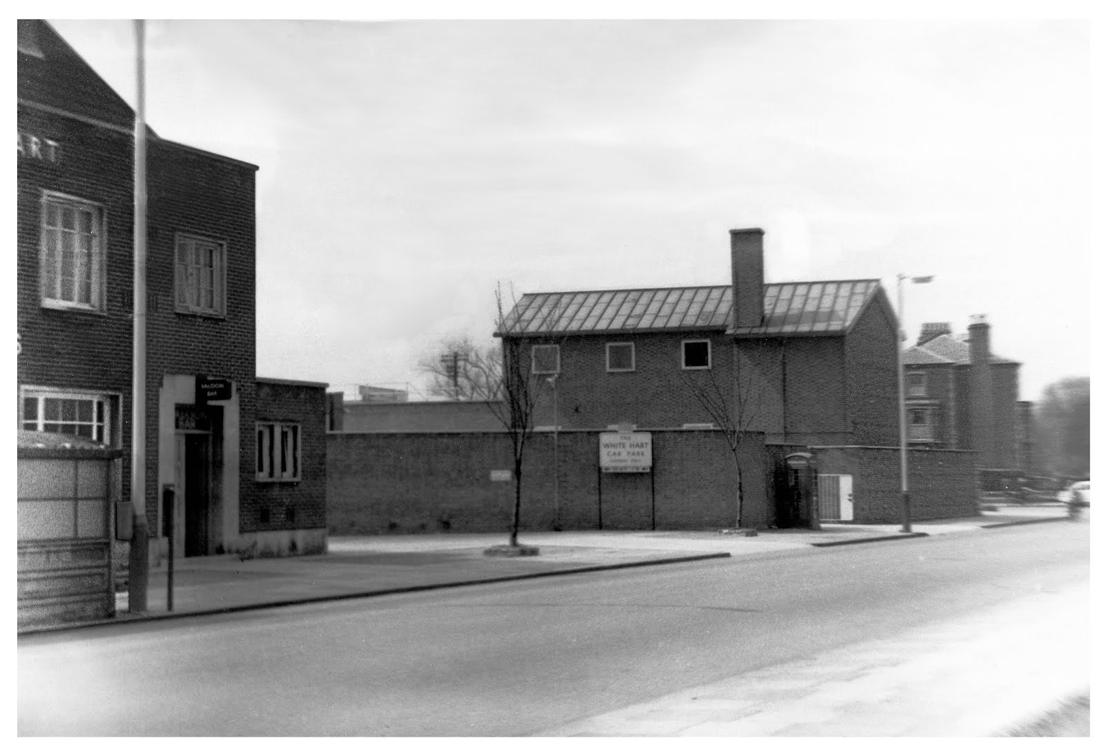Site of Gosport Road station