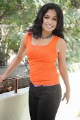 Actress Vrushali Sizzling Photo shoot-thumbnail-3
