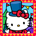 Hello Kitty Carnival App iTunes App Icon Logo By Sanrio Digital Europe - FreeApps.ws