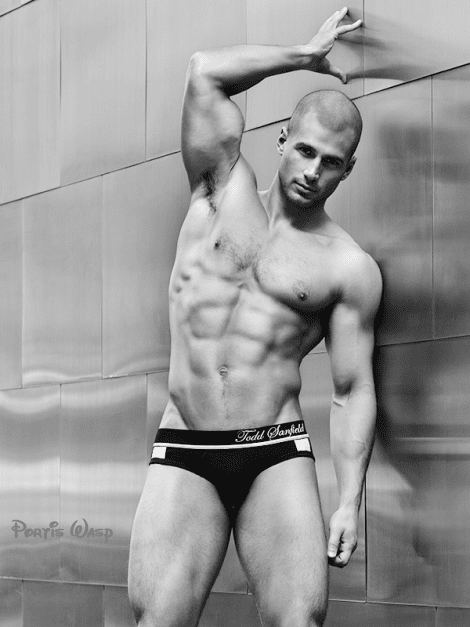Todd Sanfield by Kevin McDermott