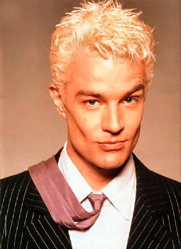 James Marsters's Spike will be played by: Dexter Holland from The Offspring.