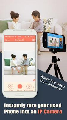 AtHome Camera 3.1.0 APK for Android Terbaru 2016
