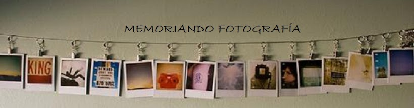 Memoriando Fotografa