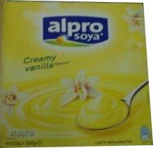 Alpro Dark Chocolate Almond Milk Nutrition