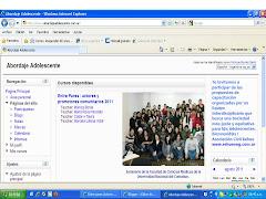 Aula Virtual del Seminario Entre Pares