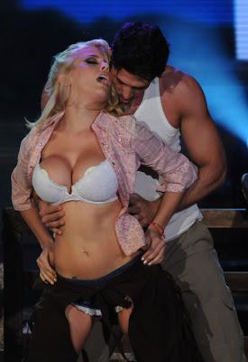 fotos del strip dance del Bailando 2012