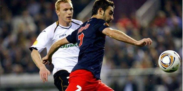 Prediksi Skor Valencia vs Atletico Madrid 4 November 2012