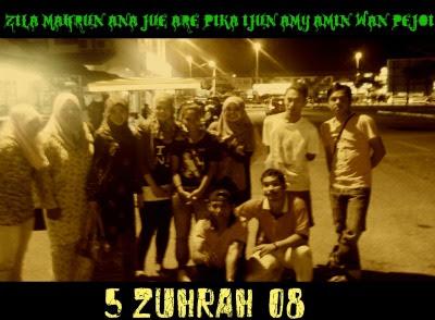 KENANGAN 5 ZUHRAH 20/08/2011