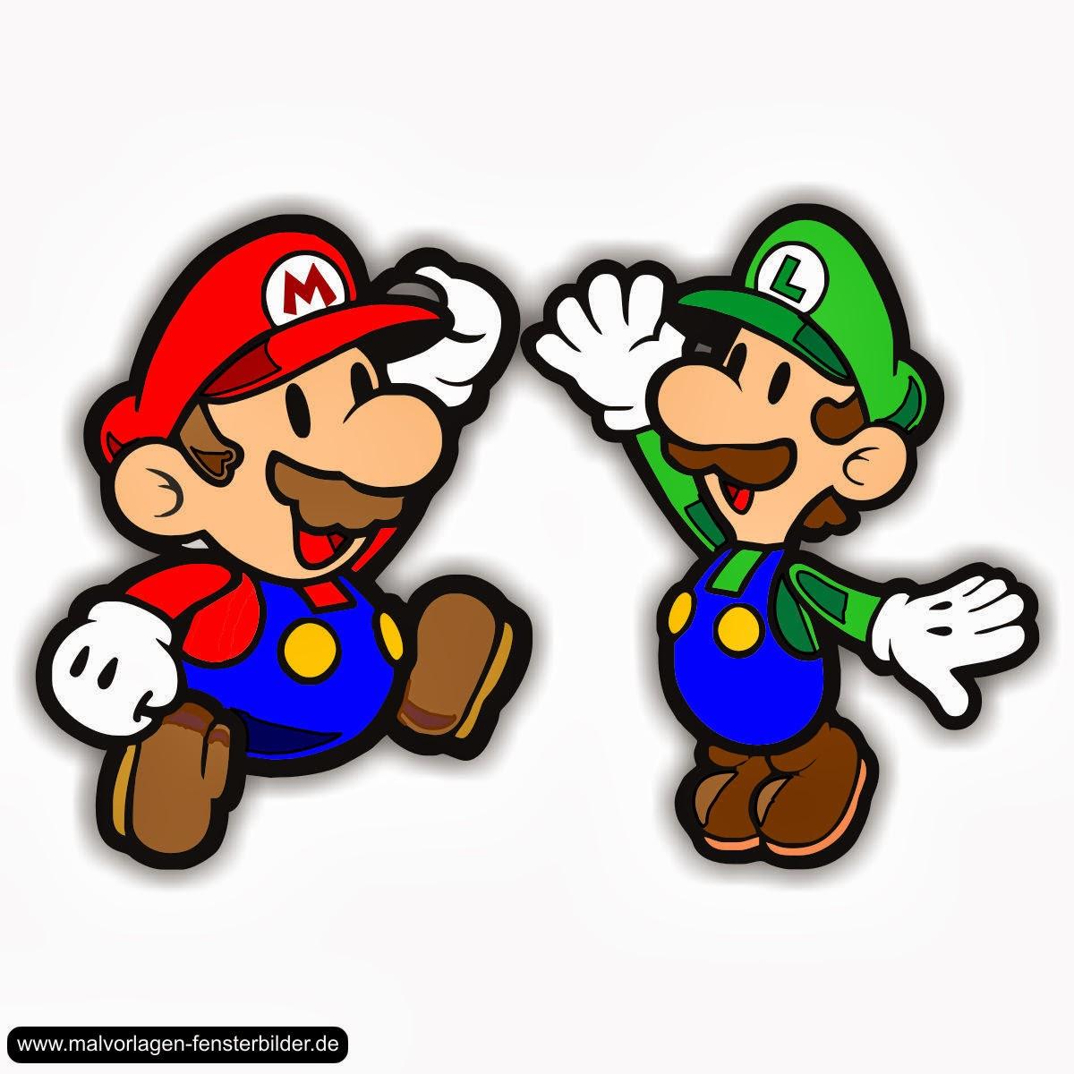 Großartig Mario Malvorlagen Zeitgenössisch - Beispiel Business ...