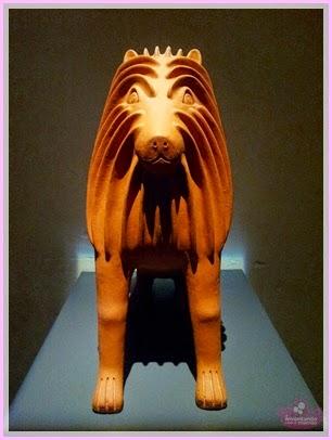 Leões de Tucunharém - Exposição A Potência do Objeto