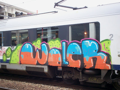 graffiti woler