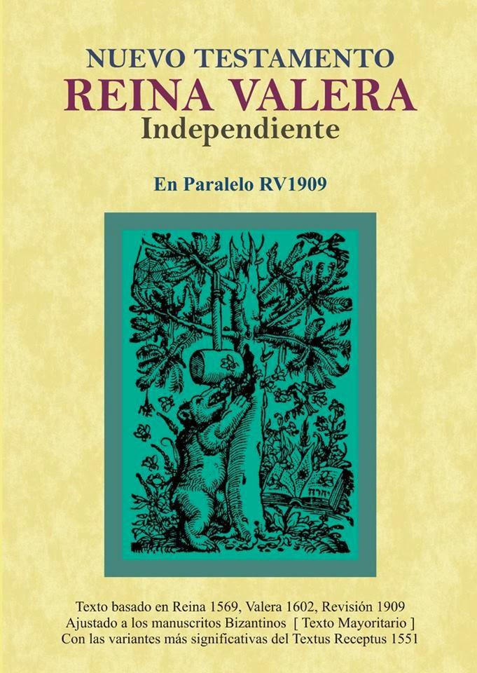 NT REINA VALERA INDEPENDIENTE EN PDF