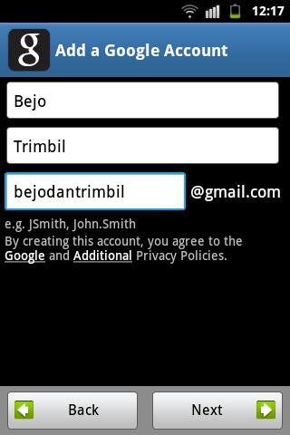 Cara mudah membuat email di hp android