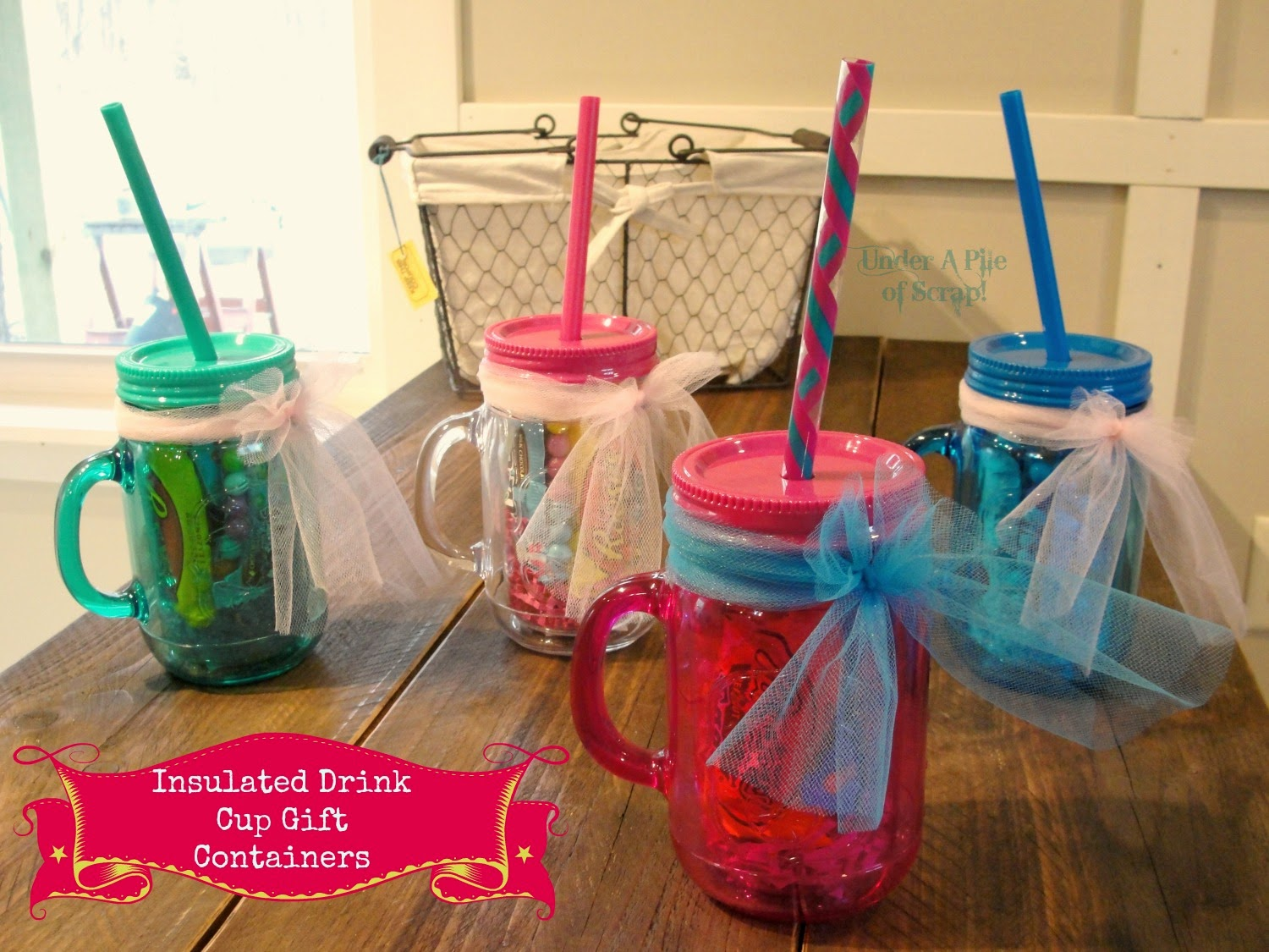 Insulted Drink Cup Gift Containers, Drink cup, container packaging, thermal cup, canning jars, insulated drink cups