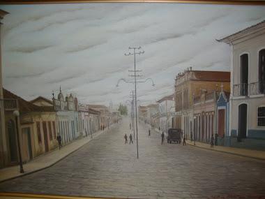 PINTURA RUA XV DE NOVEMBRO