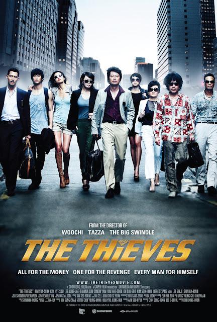 The Thieves 10 ดาวโจร ปล้นโคตรเพชร HD 2012