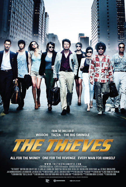 The Thieves (2012) 10 ดาวโจร ปล้นโคตรเพชร | ดูหนัง HD DVD ฟรี