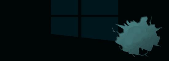 Fundo Windows Broken… Gratis Wallpaper Full HD