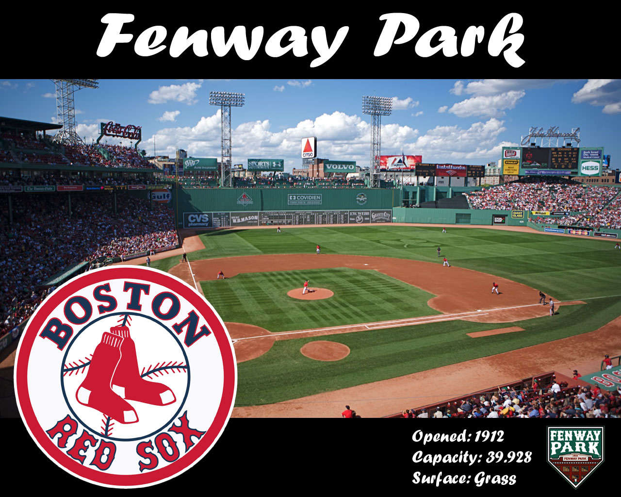 WORDS@WORK: April 20, 1912~~2012: Happy Birthday Fenway!
