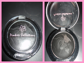 Pinkies Collections Black Cream Eyeliner @ Beauty Bunker