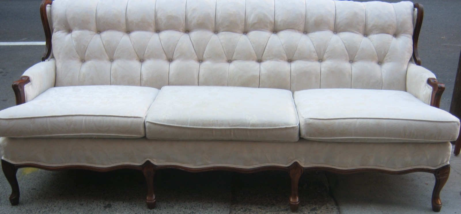 Genial French Provincial Sofa SOLD