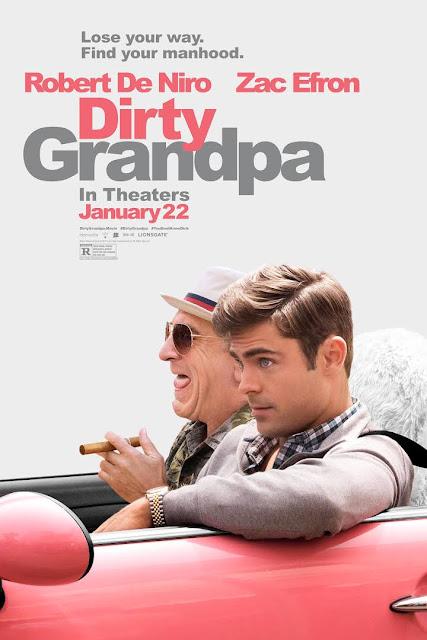 Dirty Grandpa 2016 Poster