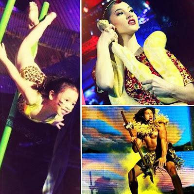 Coleen, Baby Joy and Eruption performance on It's Showtime 3rd anniversary (Oct 24)