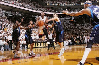 dwyane wade, heat, mavs, dirk, 2006