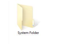 how to make hidden folders visible windows 10