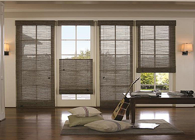 Budget Blinds | Eco-Friendly Woven Wood Shades