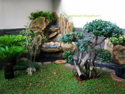 Jasa Desain Taman on Rumput Gajah Mini Jual Tanaman Hias  Relief Taman Taman Minimalis Dll