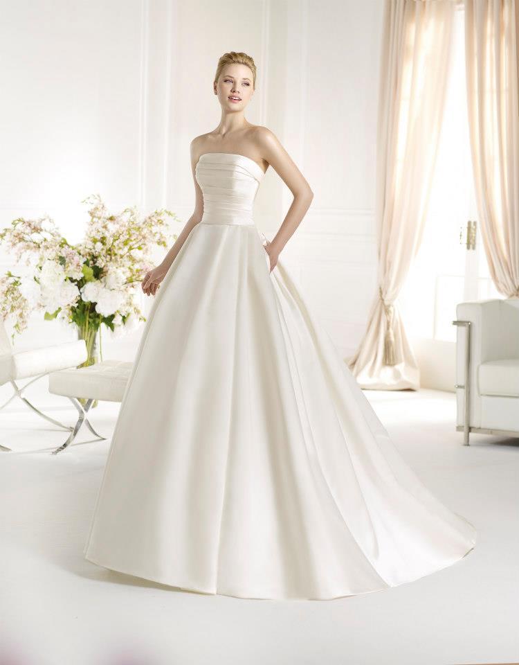 vestidos novia saint patrick 2013 – los vestidos de noche son