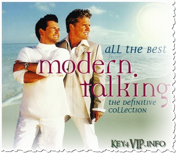Modern Talking - All The Best - The Definitive Collection (2008) [FLAC] {3CD Boxset}
