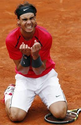 Rafa Nadal campeón de Roland Garros